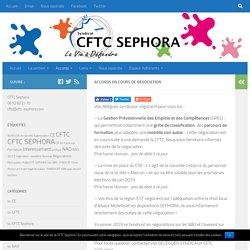 Accords en cours de négociation - CFTC - SEPHORA