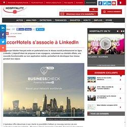 AccorHotels s'associe à LinkedIn