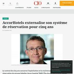 AccorHotels confie à Atos l'infogérance de son système de réservation