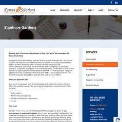 Tax Accountant Stanhope Gardens - Tax Agent Stanhope Gardens