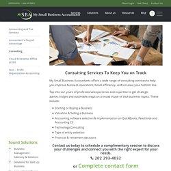 Certified Public Accountants Fairfax County