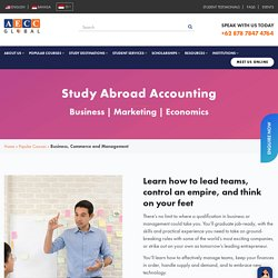 Study Abroad Accounting