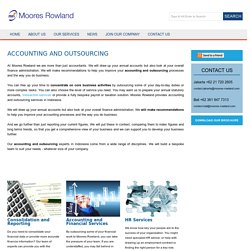 Accounting and Outsourcing Services in Indonesia