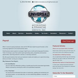 Get Online Payroll Services In Fort Lauderdale