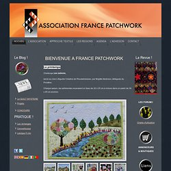 Bienvenue A France Patchwork
