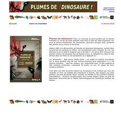 Expo : Plumes de dinosaure! à Nantes jusqu'au 3/01