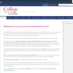 Projet EBM France