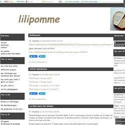 Lilipomme CP-CE1