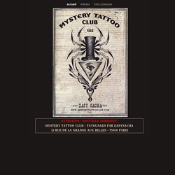 Mystery Tattoo Club