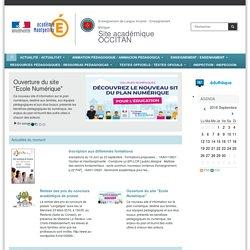 Site académique OCCITAN