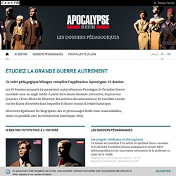 Accueil- Apocalypse 10 destins