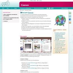 Accueil Casnav - Casnav