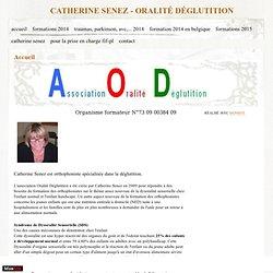 Accueil - Catherine SENEZ - Oralité Déglutition