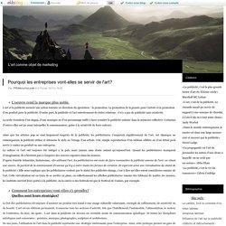 Accueil - (page 2) - L'art comme objet de marketing