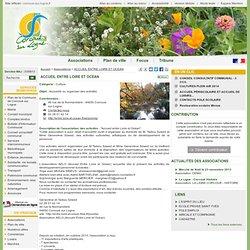 ACCUEIL ENTRE LOIRE ET OCEAN - Corcoué-sur-Logne - Site officiel de la commune