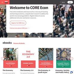 Accueil - CORE