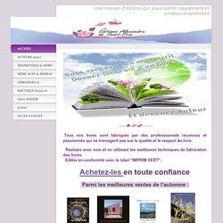 ACCUEIL - EDITIONS ALEXANDRA DE SAINT-PRIX