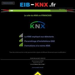 Accueil EIB-KNX