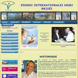 ACCUEIL - Femmes Internationales Murs Brisés