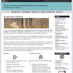 Accueil - Formation EAD-UM 2015