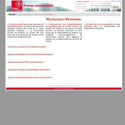 France microcrédit