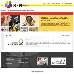 Réseau francophone numérique