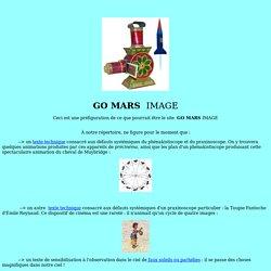 Accueil Go Mars Image