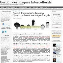 Accueil des impatriés: l'exemple danois… et le contre-exemple français