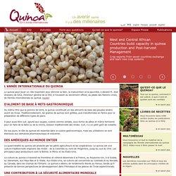 Accueil- Année internationale du quinoa 2013