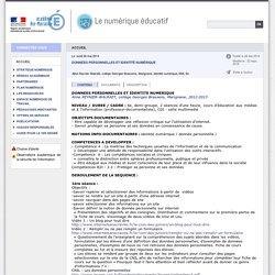 Accueil - Le numérique éducatif