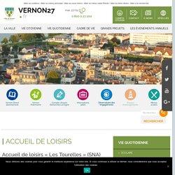 Accueil de loisirs - Mairie de Vernon
