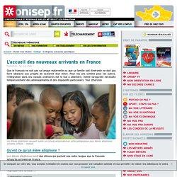 L'accueil des nouveaux arrivants en France