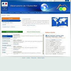 Accueil - Observatoire de l'Outre Mer