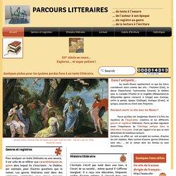 Parcours littéraires