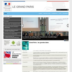 SITE GRAND PARIS