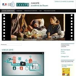 Accueil Réseau CANOPÉ - Académie de Rouen