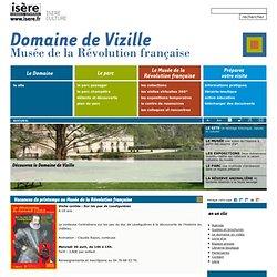Accueil - Domaine de Vizille