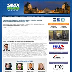 Search Marketing Expo – SMX Paris