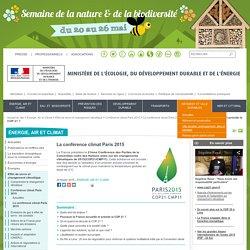 Pourquoi la France accueille et préside la COP 21 ?