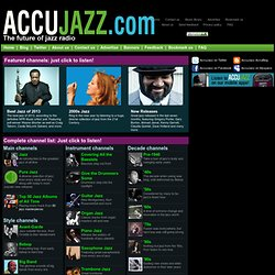 The future of jazz radio