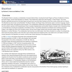 Blackfoot - History, Modern era, Settlement patterns, Acculturation and Assimilation