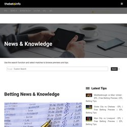 Accumulator Betting Explained - thebet.info