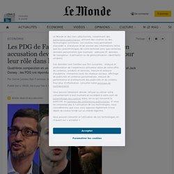 Les PDG de Facebook, Google et Twitter en accusation devant le Congrès américain pour leur rôle dans la désinformation