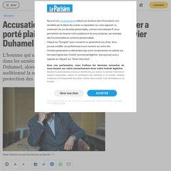 Accusation d'inceste : «Victor» Kouchner a porté plainte contre son beau-père Olivier Duhamel - Le Parisien