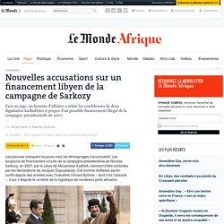 Nouvelles accusations sur un financement libyen de la campagne de Sarkozy