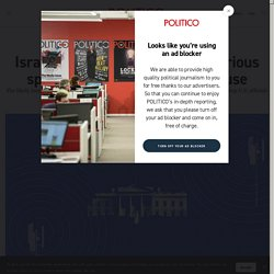 Israel accused of planting mysterious spy devices near the White House