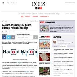 Accusée de piratage de police, l'Hadopi retouche son logo