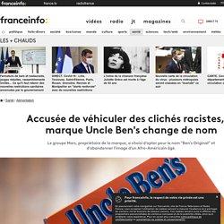 Accusée de véhiculer des clichés racistes, la marque Uncle Ben's change de nom