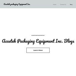 Accutek packaging Equipment Inc.