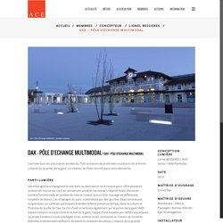 Dax – Pôle d'Echange Multimodal